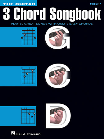 The Guitar 3 Chord Songbook Volume 2