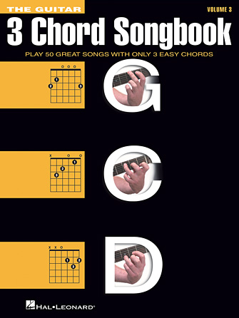 The Guitar 3 Chord Songbook Volume 3