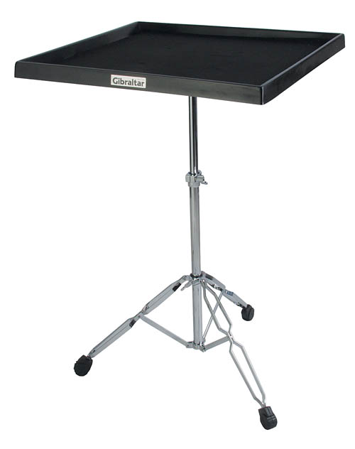 Percussion table - Gibraltar Free Standing Percussion Table