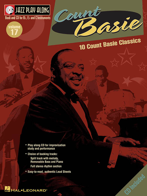 Count Basie Jazz Play Along Volume 17