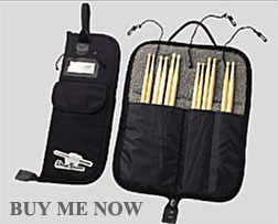 Drumseeker Stick Bag with shoulder straps