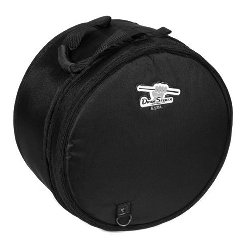 snare drum gig bag all sizes drumseeker free shipping tom and snare drum cases. Black Bedroom Furniture Sets. Home Design Ideas