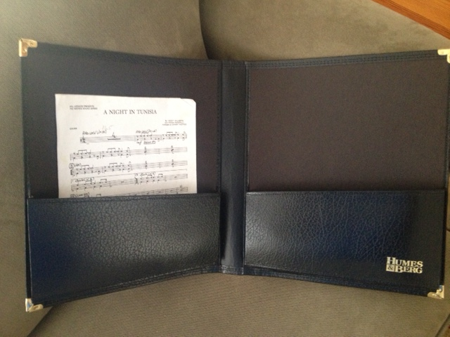 Music Folder - Imprinting - Humes and Berg