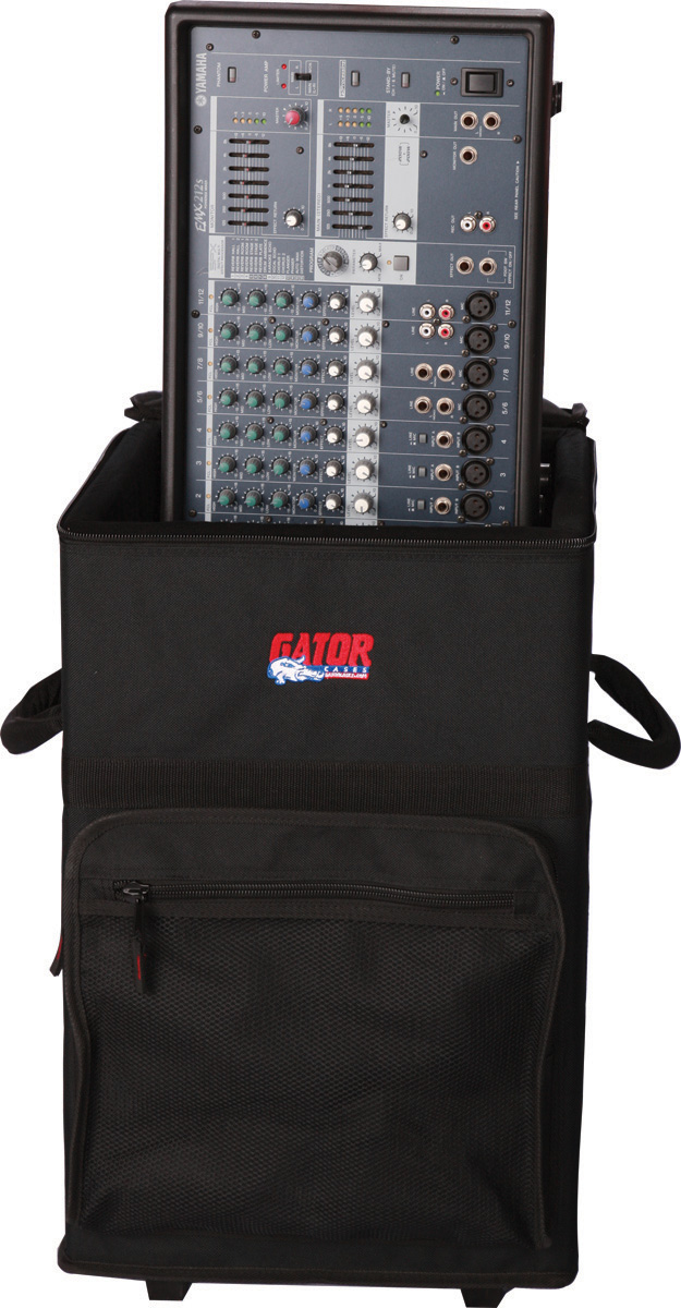 Gator Rolling Case for Powered Mixer
