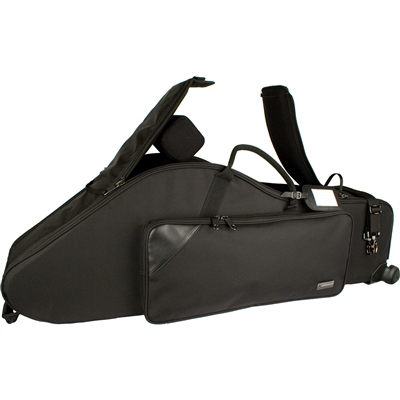 Baritone Saxophone Case with Wheels - Protec