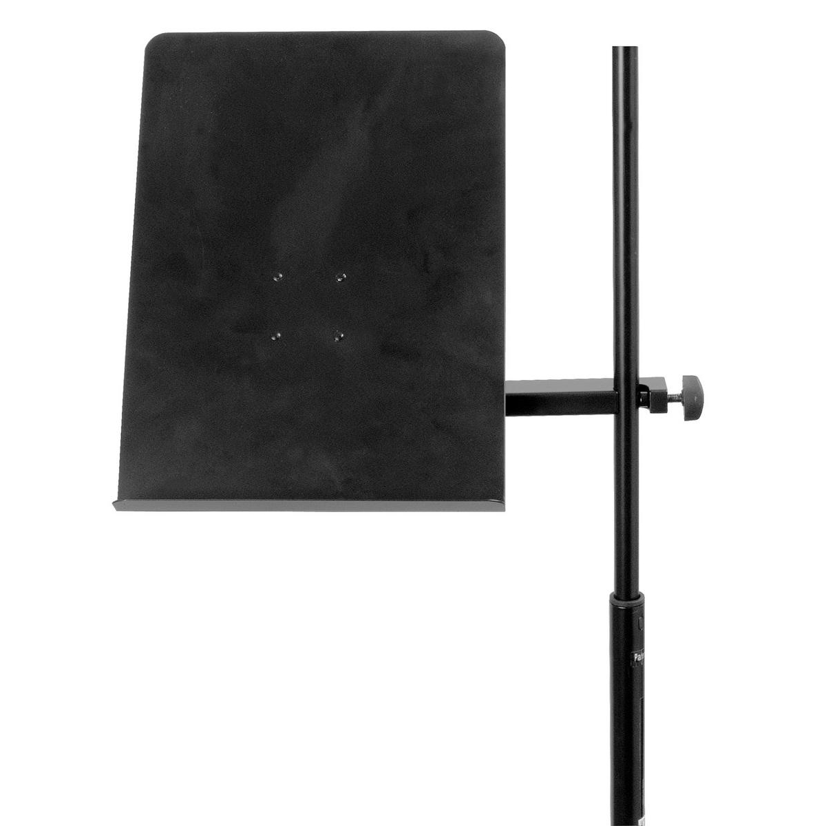 Clamp on music stand