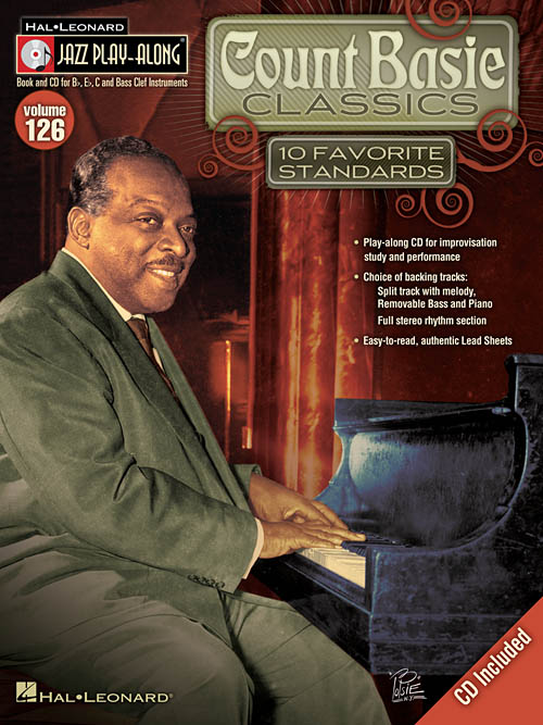 Count Basie Jazz Play Along Volume 126