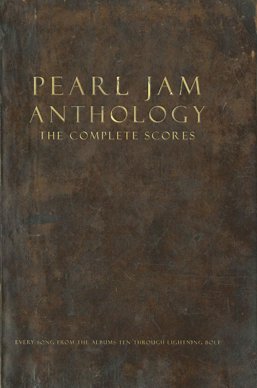 Pearl Jam Anthology – The Complete Scores Deluxe Box Set