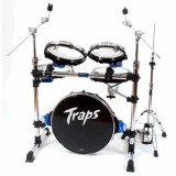 Drumset - Traps Acoustic A400 Drum set w/hardware